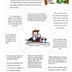 Worksheet : Free Esl Manners Worksheets For Kids Table Printables   Free Printable Life Skills Worksheets