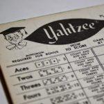 Yahtzee Online: Printable Yahtzee Score Sheet   Free Printable Yahtzee Score Sheets