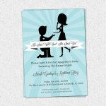 010 Engagement Party Invitations Templates Stunning Cloveranddot   Free Printable Engagement Party Invitations