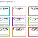 010 Make Your Own Coupon Template Free Printable Templates Brochure   Make Your Own Printable Coupons For Free