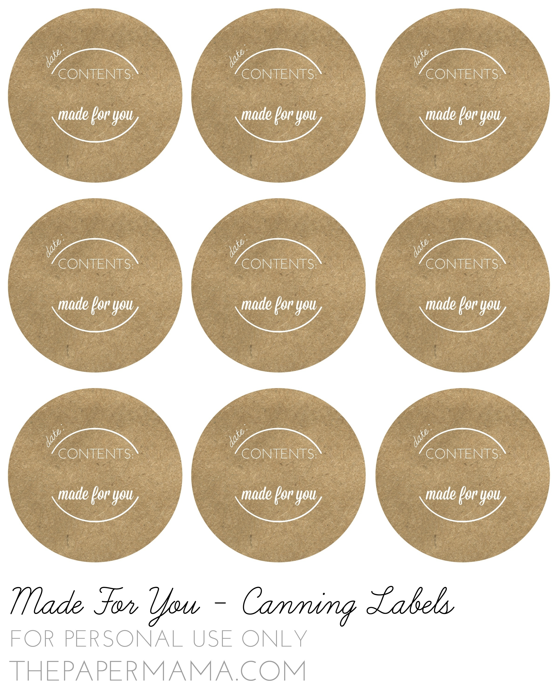 010 Template Ideas Mason Jar Stupendous Label Printable Free Lid - Free Printable Jar Label Templates