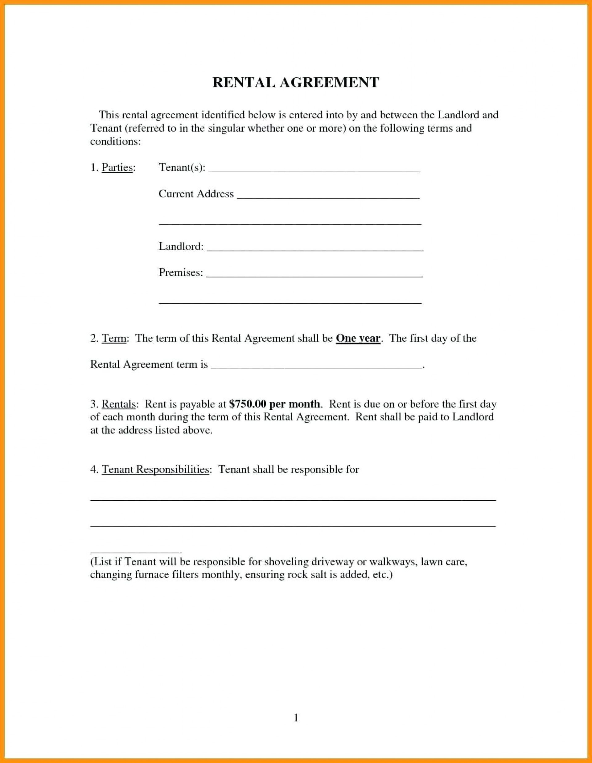 011 Rental Agreements Templates Free Lease Agreement Template - Free Printable Lease Agreement Texas