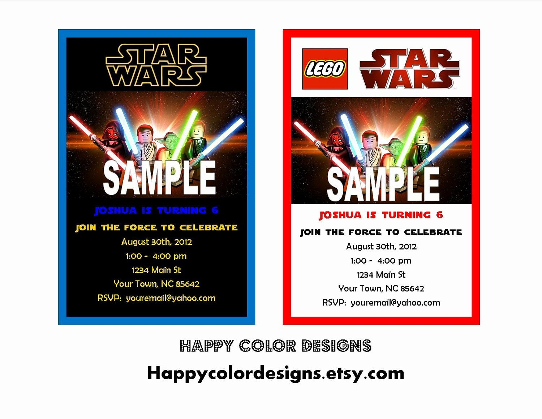 011 Star Wars Birthday Invitations Template Elegant Free Invitation - Free Printable Star Wars Baby Shower Invites