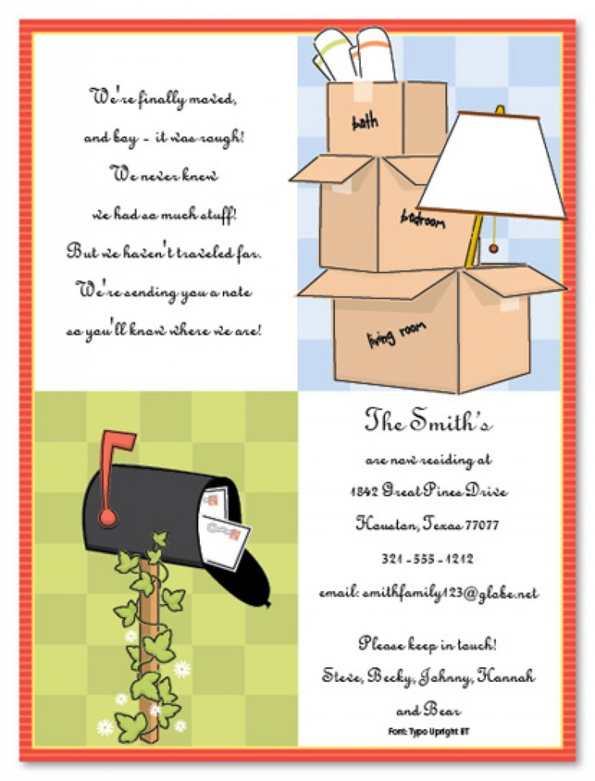 012 Free Housewarming Invitation Templates Printable Party - Free Printable Housewarming Invitations Cards