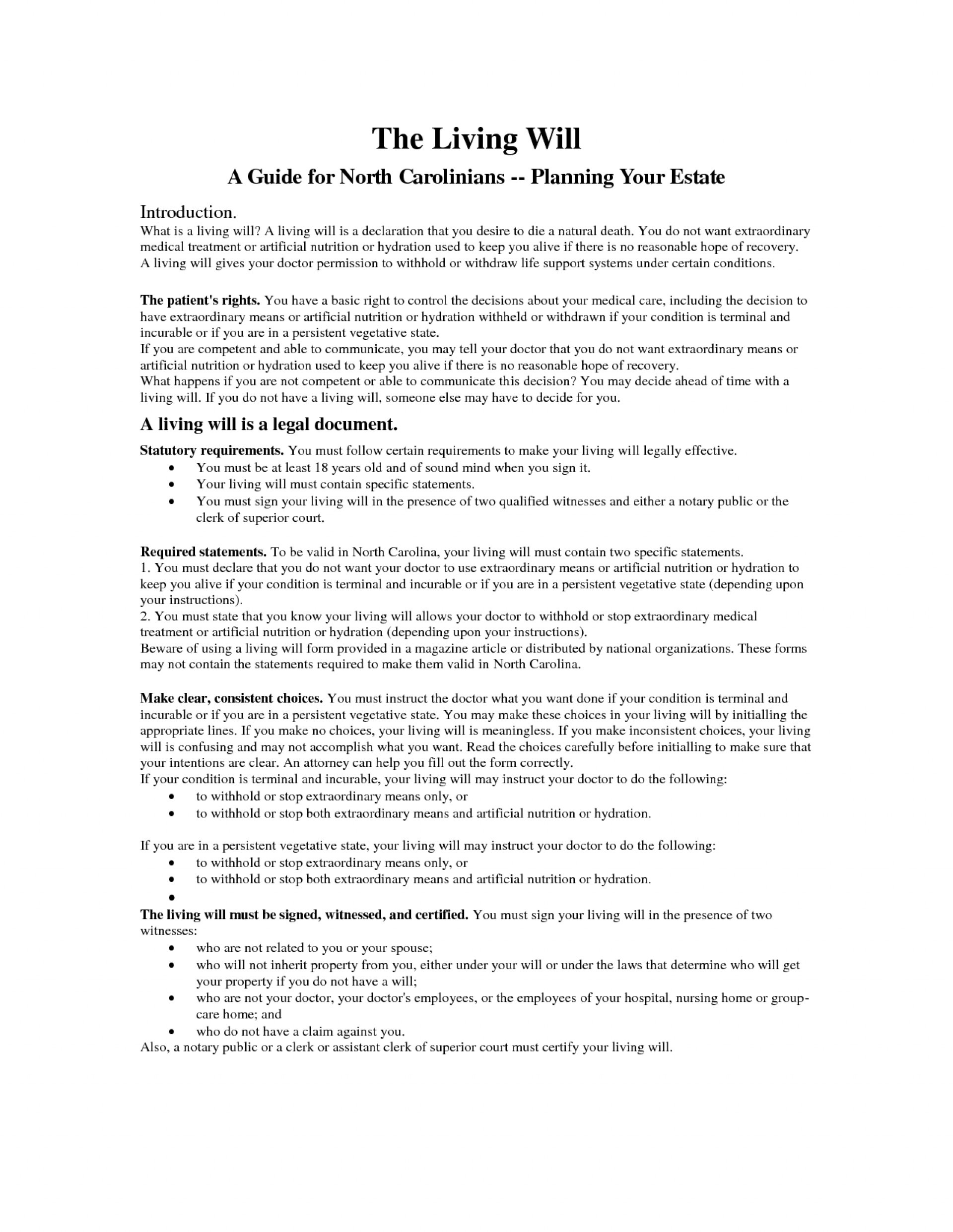 014 Free Living Will Forms To Print Rhode Island Advance Health Care - Free Printable Living Will Forms Washington State