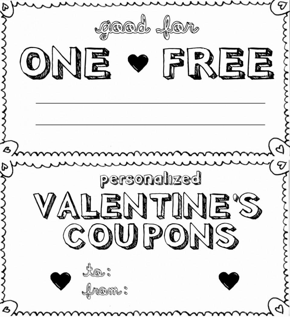 015 Free Printable Coupon Templates Template Ideas Gift Unique Book - Free Printable Coupon Templates