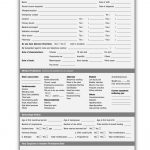 018 Template Ideas Free Printable Medical History Forms 142171   Free Printable Personal Medical History Forms
