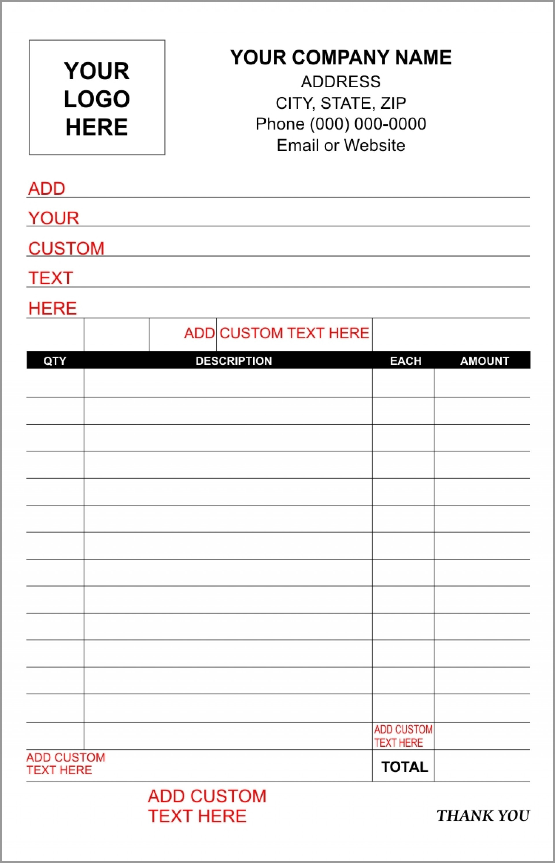 022 Template Ideas Free Printable Sales Receipt Surprising Forms - Free Printable Sales Receipts Online