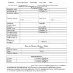 025 Template Ideas Business Credit Application Form Pdf Best Of   Free Printable Business Credit Application Form