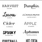 10 Fall Fonts To Download Now | Pizzazzerie   Free Printable Fonts