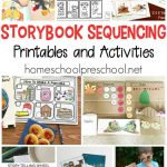 10 Story Sequencing Cards Printable Activities For Preschoolers   Free Printable Sequencing Cards For Preschool