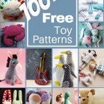 100+ Stuffed Toy Diy Patterns   The Sewing Loft   Free Printable Stuffed Animal Patterns