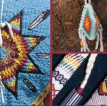 11 Beadwork Patterns To Download For Free   Free Printable Native American Beading Patterns