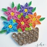 11 Paper Quilling Patterns For Beginners   Free Printable Quilling Patterns
