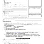 12+ Adoption Paper Templates   Pdf | Free & Premium Templates   Free Printable Adoption Certificate