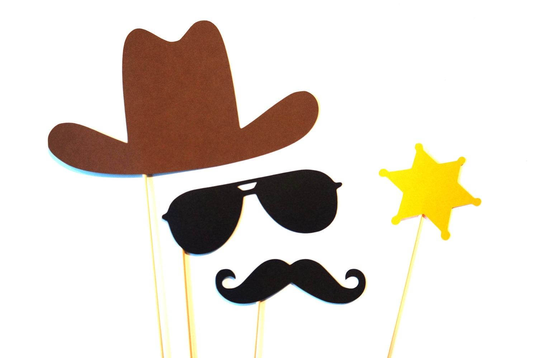 13 Best Photos Of Dallas Cowboys Printable Photo Props - Dallas - Free Printable Western Photo Props
