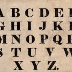 14 Fonts And Free Printable Letters Images   Free Printable Letter   Free Printable Fonts
