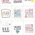 17 Free Printable Valentine Greeting Cards | Valentine's Inspiration   Valentine Free Printable Cards