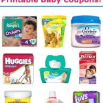 17 Printable Baby Coupons | Baby On A Budget | Baby Coupons, Baby   Free Printable Similac Baby Formula Coupons