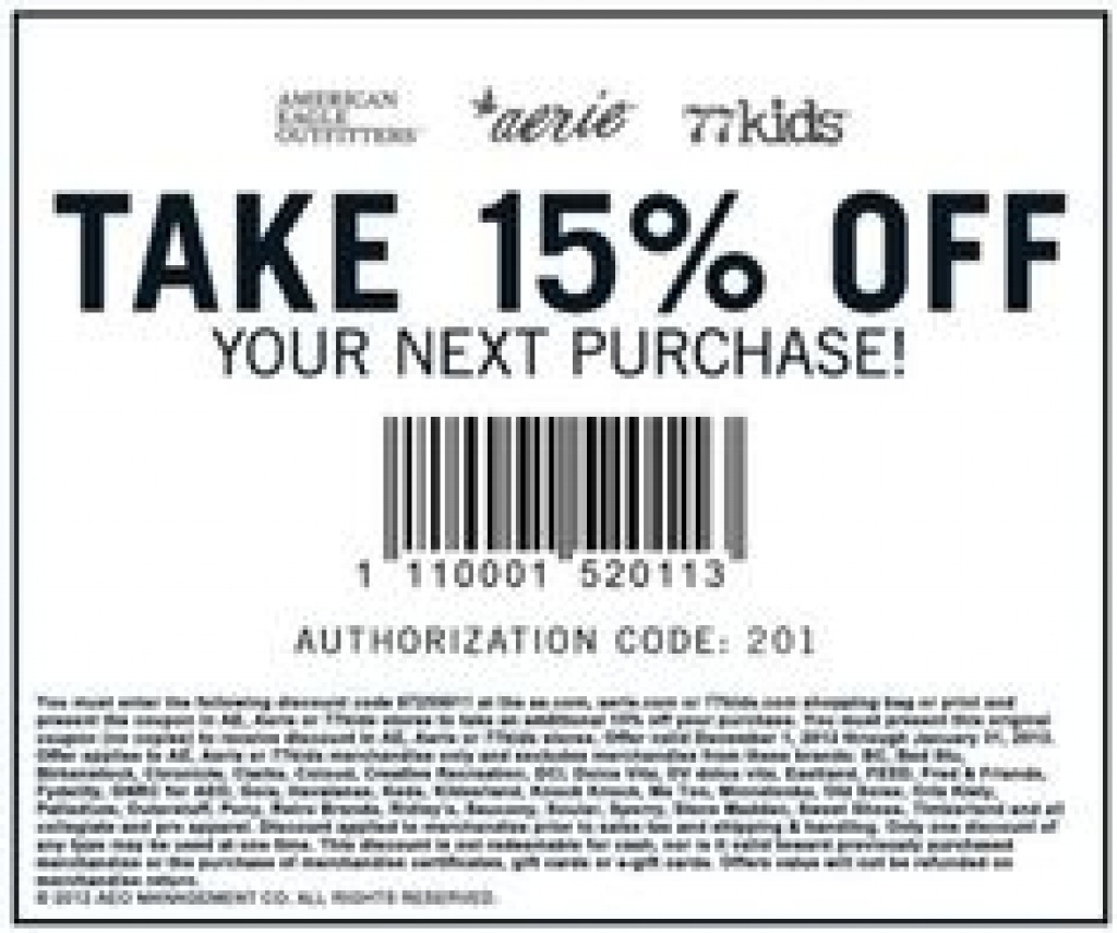 171 Best Coupons $$$ Images On Pinterest | Coupon Codes, Fashion - Free Printable American Eagle Coupons