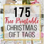 175 Free Printable Christmas Gift Tags   Unoriginal Mom   Free Printable Happy Holidays Gift Tags