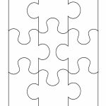 19 Printable Puzzle Piece Templates ᐅ Template Lab   Jigsaw Puzzle Maker Free Online Printable
