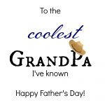 24 Free Printable Father's Day Cards | Kittybabylove   Free Printable Happy Fathers Day Grandpa Cards