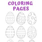 25+ Free Printable Easter Egg Templates & Easter Egg Coloring Pages   Free Printable Easter Images