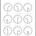 2Nd Grade Free Worksheets Math | Math: Time/measurement | 2Nd Grade   Free Printable First Grade Math Worksheets