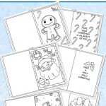 3 Free Printable Christmas Cards For Kids To Color | Sunny Day Family   Free Printable Cards To Color