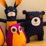 3 Free Stuffed Animal Patterns   Free Printable Stuffed Animal Patterns