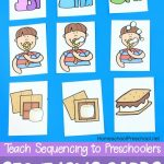 3 Step Sequencing Cards Free Printables For Preschoolers   Free Printable Sequencing Cards