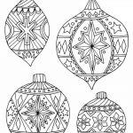 30 Cheerful Printable Christmas Ornaments | Kittybabylove   Free Printable Christmas Ornament Patterns