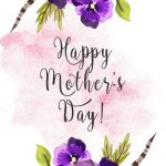 30 Cute Free Printable Mothers Day Cards   Mom Cards You Can Print   Make Mother Day Card Online Free Printable