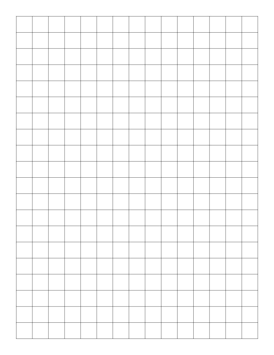 30+ Free Printable Graph Paper Templates (Word, Pdf) ᐅ Template Lab - Free Printable Graph Paper With Numbers