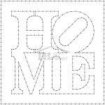 30 Free Printable String Art Patterns (Direct Download)   Free Printable String Art Patterns With Instructions