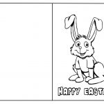32 Free Printable Easter Cards | Kittybabylove   Free Printable Cards To Color