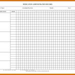 4 5 Free Printable Medication Chart | Salescv   Free Printable Medication Chart