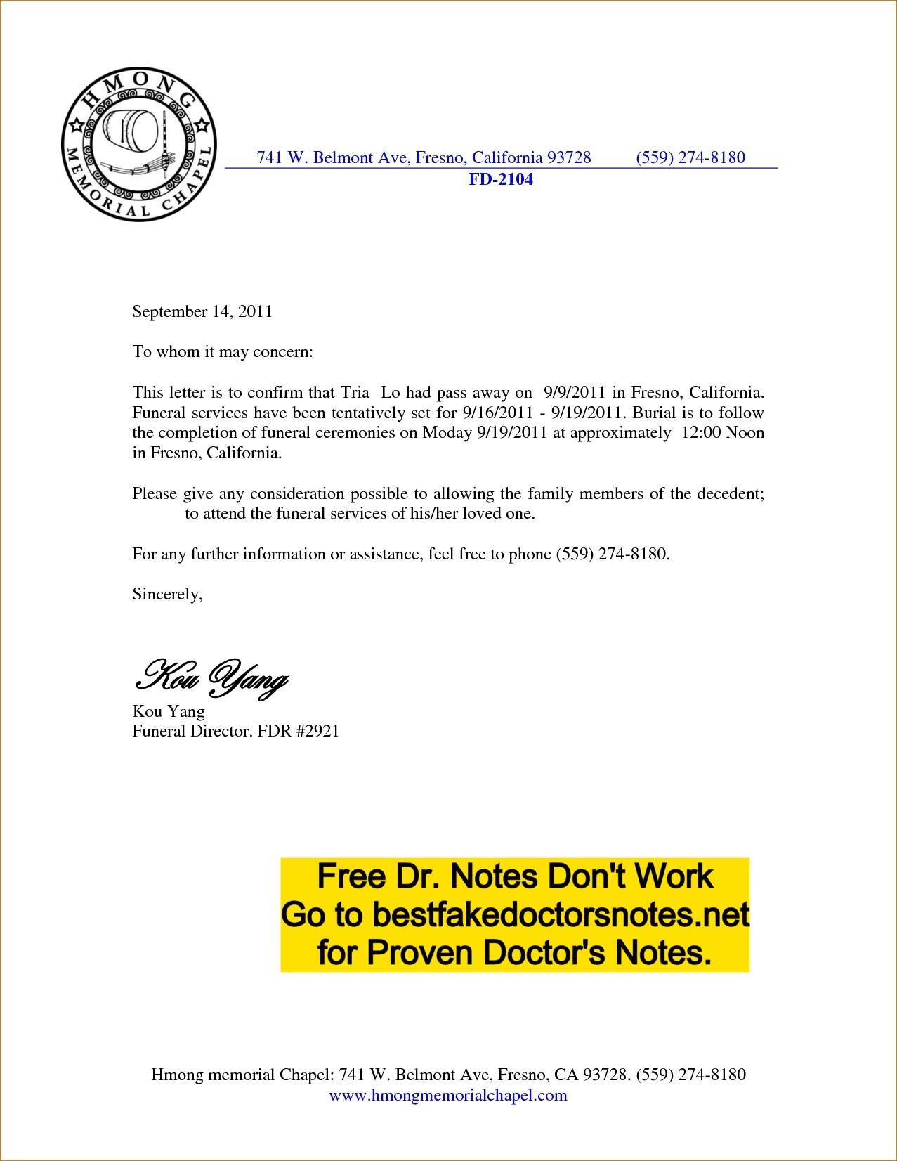 4 Easy Ways To Use A Printable Fake Doctors Note - Free Printable Doctors Note For Work