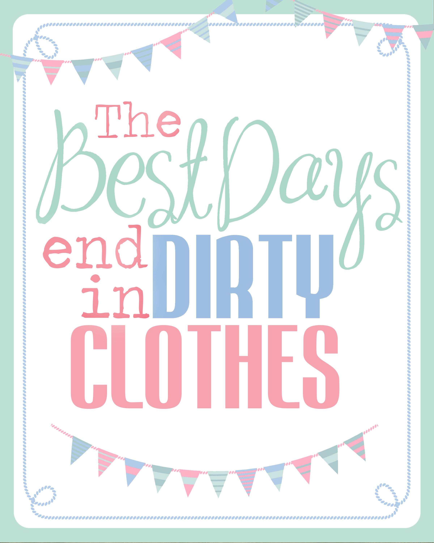 40 Fabulously Free Bathroom & Laundry Room Printables - Free Printable Bathroom Quotes