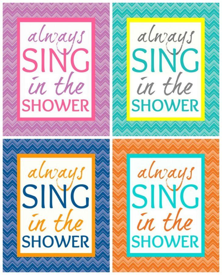 Free Printable Wall Art For Bathroom