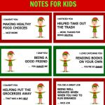 40 Printable Elf On The Shelf Notes For Kids   Free Printable Elf On The Shelf Notes