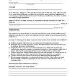 50 Free Power Of Attorney Forms & Templates (Durable, Medical,general)   Free Printable Medical Power Of Attorney