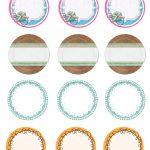 56 Cute Mason Jar Labels   Kittybabylove   Free Printable Mason Jar Labels Template