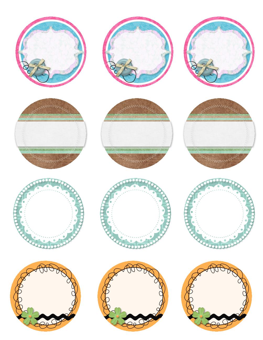 56 Cute Mason Jar Labels   Kittybabylove - Free Printable Mason Jar Labels Template