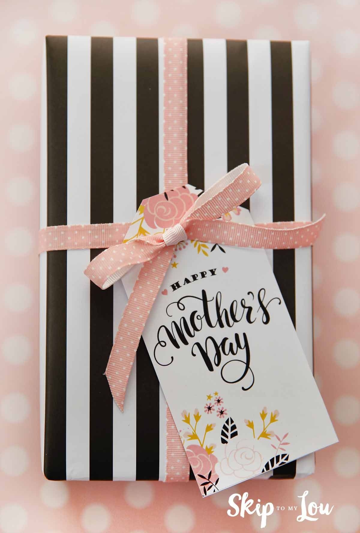 6 Beautiful Free Printable Mothers Day Tags For Your Gifts - Free Printable Mothers Day Gifts