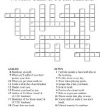 6 Mind Blowing Summer Crossword Puzzles | Kittybabylove   Free Printable Summer Puzzles
