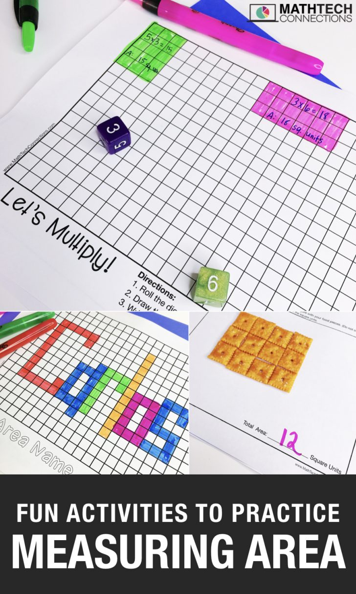 Free Printable Math Centers