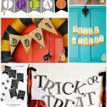 7 Free Printable Halloween Banners | Best Of Pinterest | Halloween   Free Printable Halloween Decorations