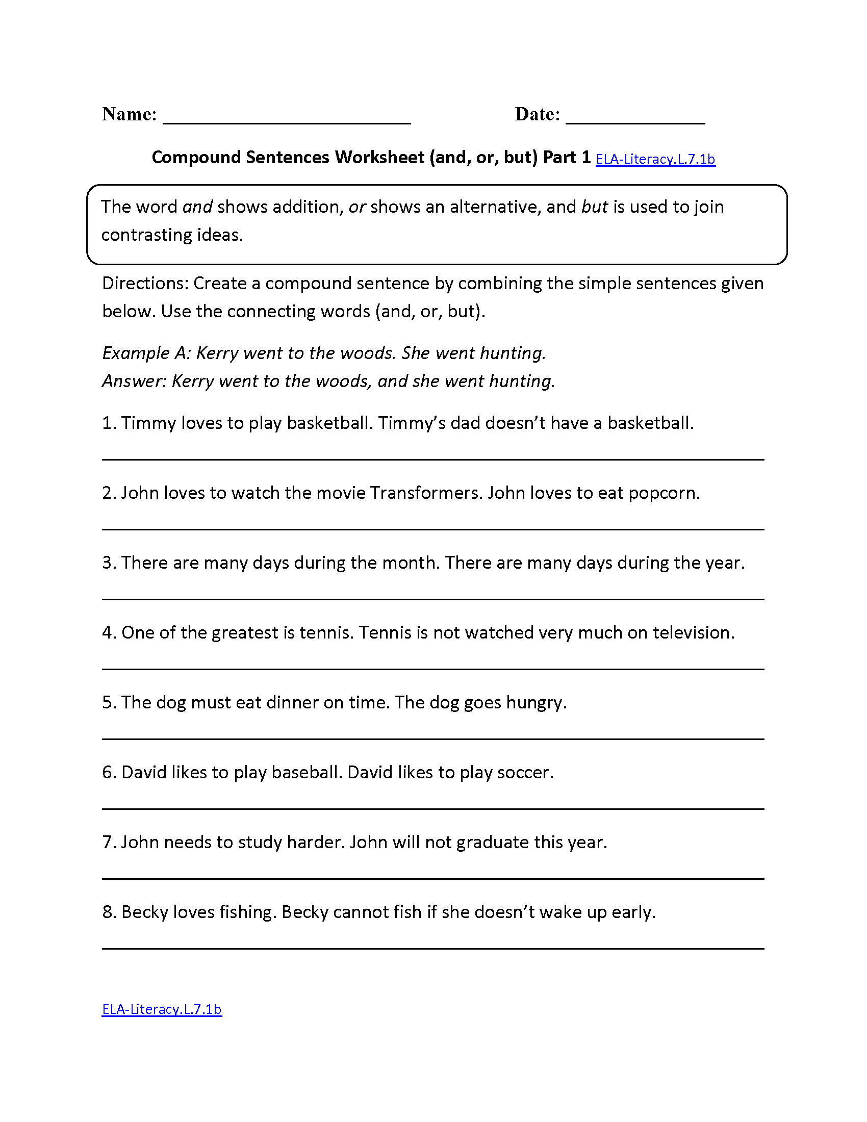 7Th Grade Common Core | Language Worksheets - Free Printable 7Th Grade Vocabulary Worksheets